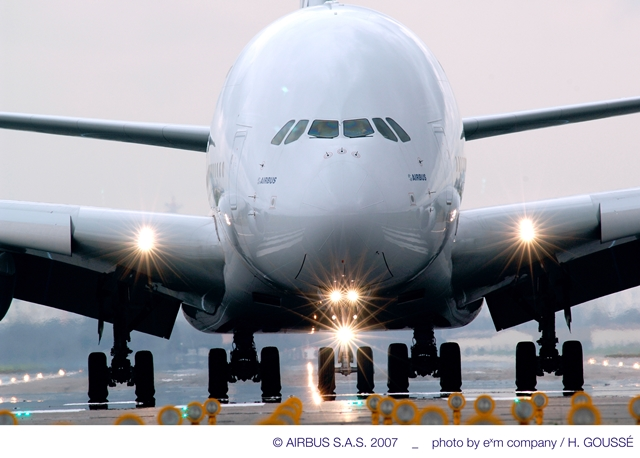 10 lat Airbus A380