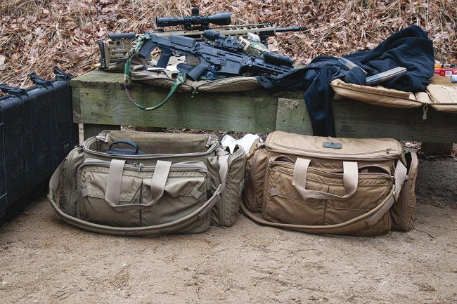 Helikon-Tex Rangemaster Gear Bag in action